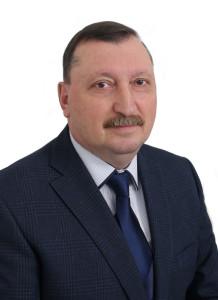 Федор Витальевич Кузьмин - заведующий амбулаторно-поликлиническим отделением