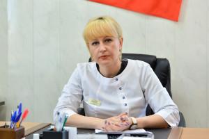 Замятина Инна Игоревна - главный врач