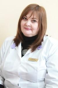 Борисова Наталья Павловна - заведующий терапевтическим отделением № 3