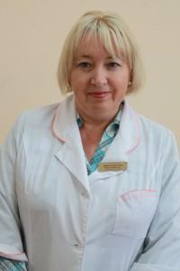 Драничникова Лариса Юрьевна - старшая медицинская сестра