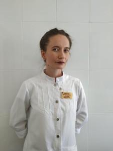 Головнова Ксения Андреевна - заведующий КДЛ №2
