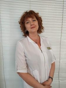 Николаева Елена Николаевна - заведующий терапевтическим отделением №6