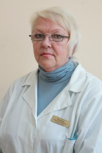 Крюкова Надежда Витальевна - старшая медицинская сестра