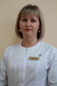 Кузнецова Екатерина Сергеевна - старшая медицинская сестра АПО