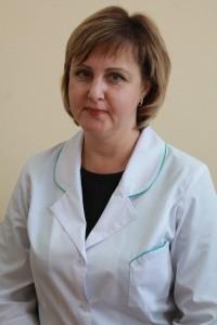 Попова Вера Александровна - заведующий терапевтическим отделением № 4