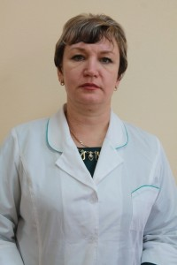 Ясько Елена Владимировна - заведующий отделением медицинской профилактики